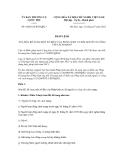 Pháp lệnh số 04/2012/UBTVQH13