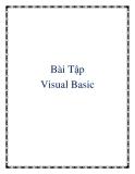 Bài Tập ôn Visual Basic