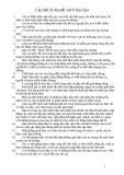 100 câu hỏi lý thuyết vật lý hóc búa