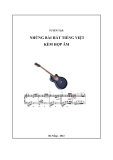 Tuyển tập những bài hát tiếng Việt kèm hợp âm