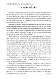 """Tiểu luận: Lễ hội tục """"kéo vợ"""" của người H'Mông"""