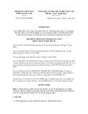 Nghị quyết số 41/2012/NQ-HĐND