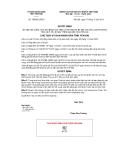 Quyết định số 789/QĐ-UBND