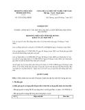 Nghị quyết số 35/2012/NQ-HĐND