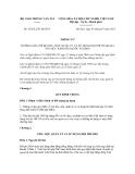 Thông tư số 25/2012/TT-BGTVT