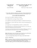 Quyết định số  2051/QĐ-UBND