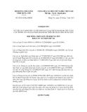 Nghị quyết số 09/2012/NQ-HĐND