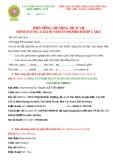 HỢP ĐỒNG SỐ .../ HDTS 12:  SỬ DỤNG DỊCH VỤ BINH DUONG TAXI BUSINESS MEMBERSHIP CARD