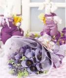 Bó hoa chocolate cho một ngày lãng mạn