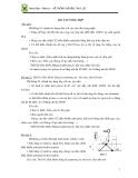 Bài tập tổng hợp: Hệ thống khí nén, thủy lực