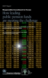 Responsible Investment in Focus: How leading   public pension funds   are meeting the challenge