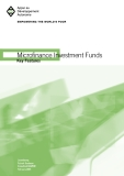 Microfinance Investment Funds Key Features
