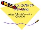 Sản phẩm mới - Omachi