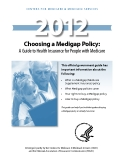 Choosing a Medigap Policy: A Guide to Health Insurance for People with Medicare