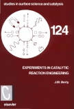 Experiments in Catalytic Reaction Engineering