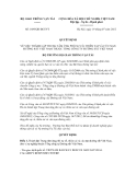 Quyết định số 1689/QĐ-BGTVT