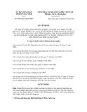 Quyết định số  1886/2012/QĐ-UBND