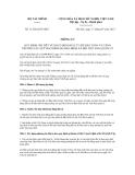 Thông tư số 113/2012/TT-BTC
