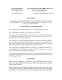 Quyết định số 1645/QĐ-UBND