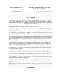 Quyết định số 1748/QĐ-BGTVT