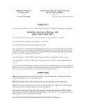 Nghị quyết số 02/2012/NQ-HĐND