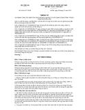Thông tư số 40/2012/TT-BCA