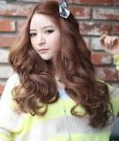 Biến hóa xinh tươi với mái tóc dài