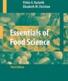 ESSENTIALS OF FOOD SCIENCE