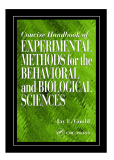 Concise Handbook ofEXPERIMENTAL METHODS for the BEHAVIORAL and BIOLOGICAL SCIENCES