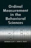 ORDINAL MEASUREMENT IN THE BEHAVIORAL SCIENCES