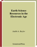 Earth Science Resources in the Electronic Age