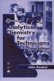 Analytical Chemistry for Technicians Third Edition