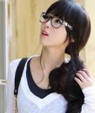 Đẹp như teen girl Hàn với những kiểu để tóc ấn tượng