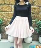 """May váy dịu dàng mà cực """"chất"""" giống Hyo Yeon (SNSD)"""
