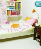 """Thiết kế nội thất cho căn phòng đồ chơi """"kute"""""""