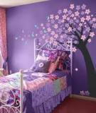 2 cách vẽ tường dễ dàng trang trí phòng cho teen