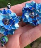 Thỏa sức sáng tạo với mô hình origami sao 4 cánh