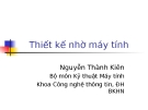 Thiết kế nhờ máy tính-Nguyễn Thành Kiên