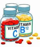 Vì sao cần bổ sung vitamin và khoáng chất?