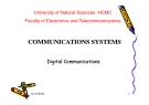 COMMUNICATIONS SYSTEMS - HỆ THỐNG TRUYỀN THÔNG SỐ