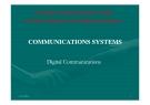 COMMUNICATIONS SYSTEMS - QUADRATURE AMPLITUDE MODULATION(QAM)