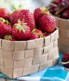 Tự chế đồ đựng hoa quả