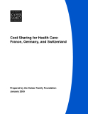 Cost Sharing for Health Care: France, Germany, and Switzerland