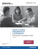 North Carolina Insuranee Licensing Examination Candidate Guide