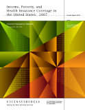 Income, Poverty, and Health Insurance Coverage in the United States: 2007