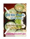 Sách: 206 bài thuốc Nhật Bản (nhiều tác giả)