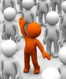 Chữ P thứ 5 (People) trong quản trị nhân sự(Quản Trị)