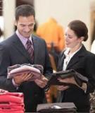 Nhận biết nhân viên bán hàng giỏi