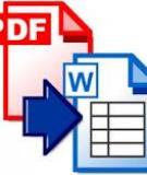 Lấy key bản quyền phần mềm PDF to Word