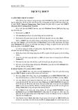 DỊCH VỤ DHCP - BÀI 13